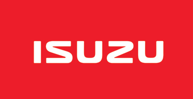 ISUZU_ONLY_Logo_ON_RED