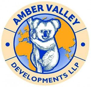 Amber Valley developments LLP logo CROP