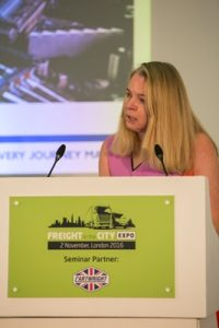 Lucinda Turner, acting director for TFL borough planning