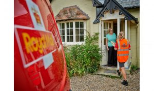 Royal Mail household delivery