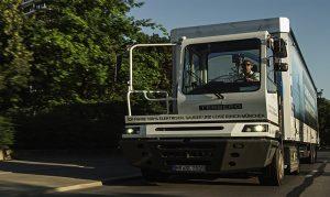 Terberg Electric 65-tonne GCW truck